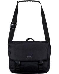Quiksilver Carrier Shoulder Bag - Black
