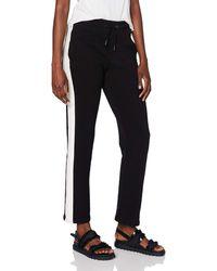 Superdry Rowan Straight Leg Joggers - Black