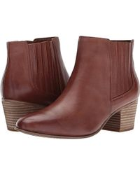 Clarks - Maypearl Tulsa Ankle Bootie - Lyst