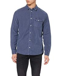 Tommy Jeans Tjm Washed Oxford Shirt Camicia Uomo