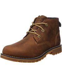 Timberland Larchmont Waterproof Chukka Boots - Braun