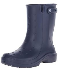 Crocs™ - Reny II Boot, Stivali di Gomma Unisex – Adulto - Lyst