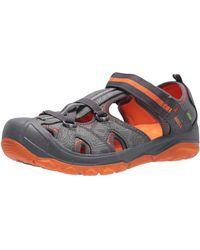 Merrell Hydro Sport Sandalo da uomo - Grigio