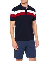 Tommy Hilfiger - Chest Stripe Regular Polo Shirt - Lyst