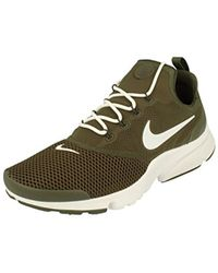 f833bec226e37 Nike Presto Fly Se Trainers In Grey 908020-006 in Gray - Lyst