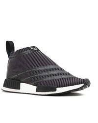 detailed look 6e91f ed451 Wm Nmd City Sock 'white Mountaineering' - Black