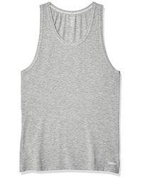 Calvin Klein Ultra Soft Modal Tank Top - Grey