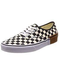 1592927c9e Vans -  s U Authentic Gym Shoes - Lyst