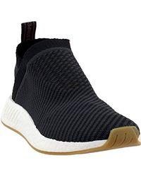 adidas NMD_Cs2 Primeknit Baskets décontractées pour - Noir