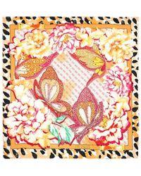 Guess Foulard carré imprimé AW8361VIS03 ROS - Multicolore