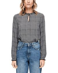 S.oliver - 14.912.11.2647 Bluse - Lyst