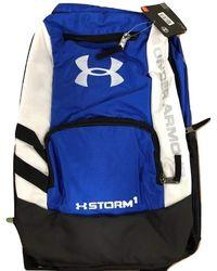 Under Armour Storm Hustle Ii Backpack - Blue