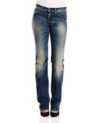DIESEL Jeans Bootzee-St Blu W27