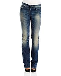 DIESEL Jeans Bootzee-St - Blu