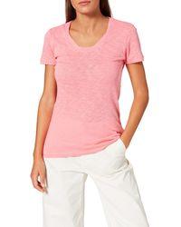 Marc O'polo 902226151057 T-shirt - Pink