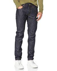 G-Star RAW 3301 Slim Fit Vaqueros para Hombre - Azul