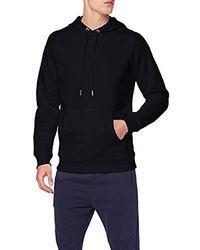 DIESEL S- gim-Hood-a Sweat-Shirt Capuche - Noir