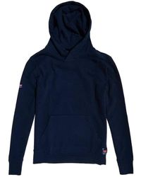 Superdry Sweatshirt Gr. Large - Blau