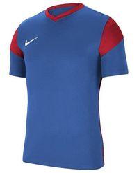 Nike Park Derby Iii Jersey Shorts - Blue