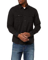Calvin Klein - Gmd Twill Utility Reg Shirt Camisa con Botones - Lyst