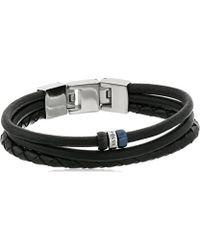 Fossil - S Vintage Casual Multi-strand Bracelet - Lyst