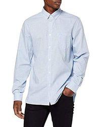 Lacoste Camisa para Hombre - Azul