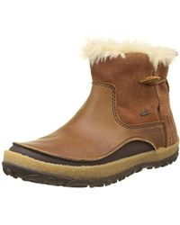 Merrell - 's Tremblant Pull On Polar Waterproof Ankle Boots - Lyst