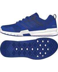 adidas Essential Star 3 M - Bleu