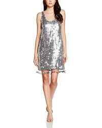French Connection - Cindy Sparkle Dress - Lyst