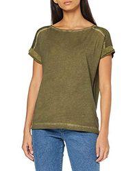 S.oliver T-Shirt - Grün