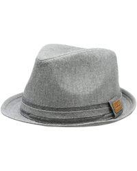 Ben Sherman - Barrow Trilby Hat - Lyst