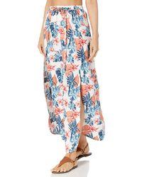 Roxy Printed Cover-up Skirt Swimwear - Multicolour