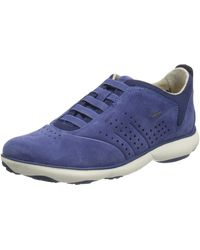 Geox U Nebula A Low-top Trainers - Blue