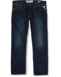 Replay Newbill M955 Jeans - Blu