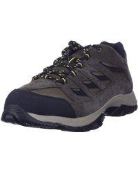 Columbia - Crestwood Wide Hiking Shoe - Lyst