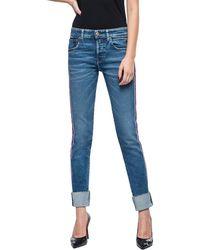 Replay HETER Jeans - Blau