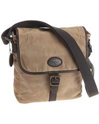 Fossil Estate-city Bag, Cross-body Bag - Brown