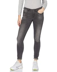 G-Star RAW 3301 Mid Waist Skinny Jeans - Multicolore