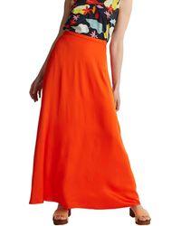 Esprit Collection Collection 050eo1d306 Skirt - Orange