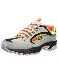 Skechers Stamina Cutback - Multicolore