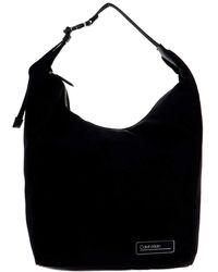 Calvin Klein Primary Hobo - Black
