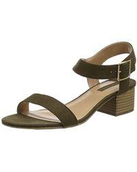 c4deab255d3c Dorothy Perkins Coral  sheryl  Low Sandals - Lyst