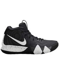 d26a91c1472d5 Nike Kyrie 4 Fitness Shoes in Black for Men - Lyst