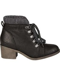Billabong - Outer Limits Ankle Bootie - Lyst