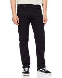 DIESEL Buster 00sdhb-0886z Jeans Straight - Nero