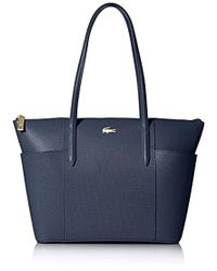Lacoste - Zip Shopping Pockets, Nf2491ce - Lyst