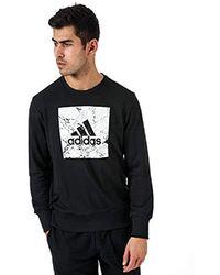 adidas Originals Synthetic Originals Tnt Tape Sweatshirt