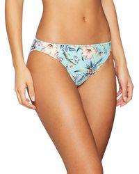 Esprit South Beach Mini Brief Bikinihose - Blau
