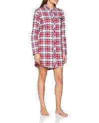 Esprit Doro CAS NW Nightshirt Nachthemd - Pink