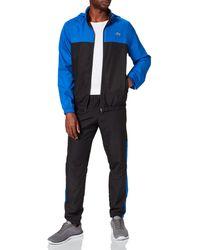 Lacoste Sport WH9563 Set di Tute Uomo - Blu